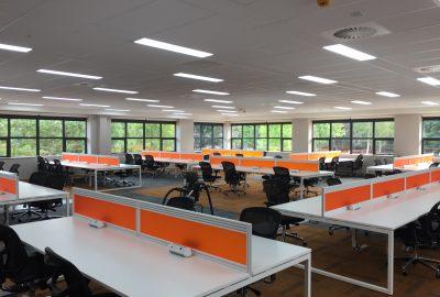 MHR Open Work Space