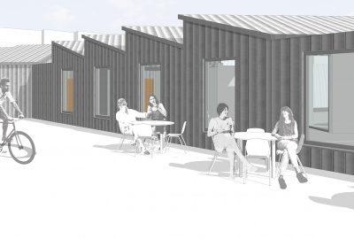 New Café Snibston Colliery