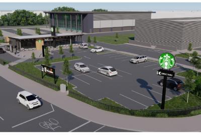 Starbucks Queens Drive Nottingham