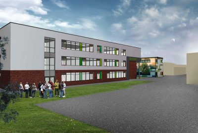 BSP involved in new school extension