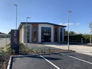 Rose Business Park Blaby