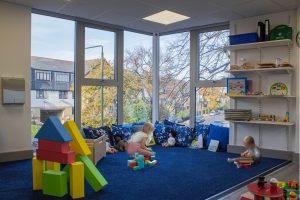 BSP Consulting completes nursery and preschool project