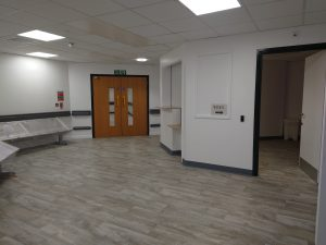 Kings MIll Hospital Urgent COVID Works