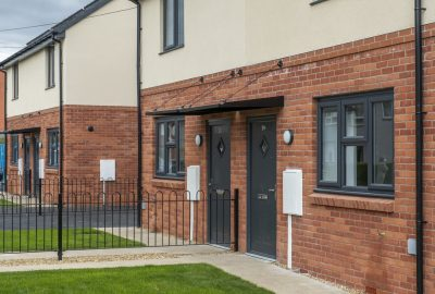 Housing schemes in Leicester